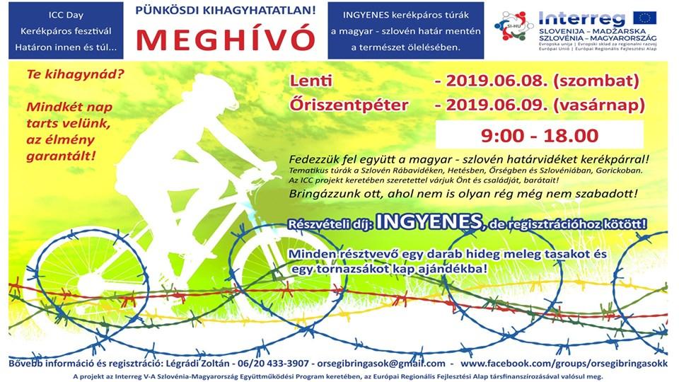 ICC day Kerékpáros fesztivál